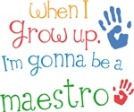 Future Maestro Kids T-shirts