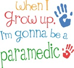 Future Paramedic Kids T-shirts