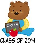 Teddy Bear 2014 Graduation Gifts and Tshirts