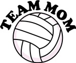 Volleyball Team Mom Gifts and T-shirts