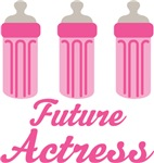 Future Actor and Actress Baby T-shirts