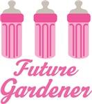 Future Gardener Baby T-shirts
