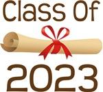 2023 School Class Diploma Design Gifts