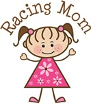 Racing Mom T-shirt Gifts