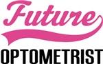 Future Optometrist Kids Occupation T-shirts