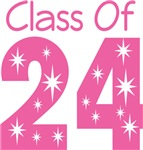Class Of 2024 School T-shirts