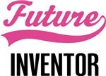Future Inventor Kids Occupation T-shirts