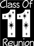 Class Of 2011 Reunion Tee Shirts