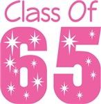 Class Of 1965 School T-shirts