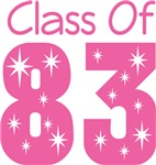 Class Of 1983 School T-shirts