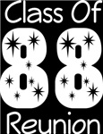 Class Of 1988 Reunion Tee Shirts