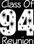 Class Of 1994 Reunion Tee Shirts