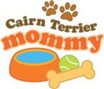 Cairn Terrier Mommy T-shirts and Gifts