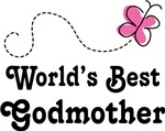 GODMOTHER (WORLDS BEST) T-SHIRTS