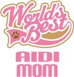 Aidi Mom T-shirts and Giftgs
