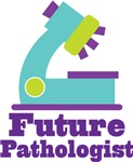 Future Pathologist Kids T-shirts