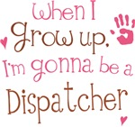 Future Dispatcher Kids T-shirts