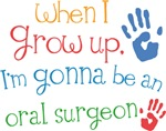 Future Oral Surgeon Kids T-shirts