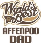 Affenpoo Dad (Worlds Best) T-shirts