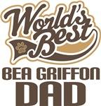 Bea Griffon Dad (Worlds Best) T-shirts