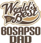 Bosapso Dad (Worlds Best) T-shirts