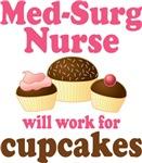 Med-Surge Nurse Gift T-shirts