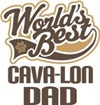 Cava-lon Dad (Worlds Best) T-shirts