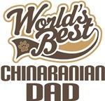 Chinaranian Dad (Worlds Best) T-shirts