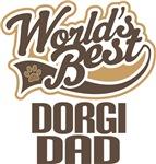 Dorgi Dad (Worlds Best) T-shirts