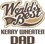 Kerry Wheaten Dad (Worlds Best) T-shirts