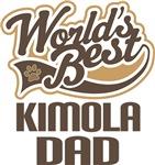 Kimola Dad (Worlds Best) T-shirts