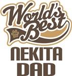 Nekita Dad (Worlds Best) T-shirts