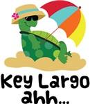 Key Largo Turtle Tshirts