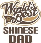 Shinese Dad (Worlds Best) T-shirts