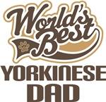 Yorkinese Dad (Worlds Best) T-shirts