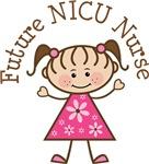 Future NICU Nurse Kids T shirts