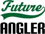 Future Angler Kids T Shirts