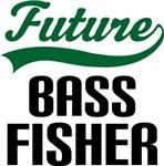 Future Bass Fisher Kids T Shirts
