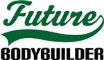 Future Bodybuilder Kids T Shirts