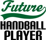 Future Handball Player Kids T Shirts