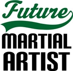 Future Martial Artist Kids T Shirts