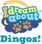 Dingo Lover shirts and pajamas