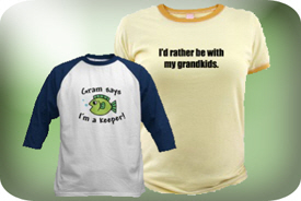 Gram Gifts and T-Shirts