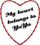 My Heart Belongs to YaYa
