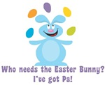 Easter Bunny? I've got Pa!