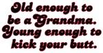 Young Enough Grandma