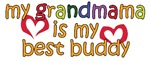 Grandmama is My Best Buddy