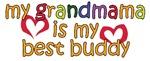 Grandmama is My Best Buddy