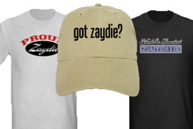 Zaydie Gifts and T-Shirts