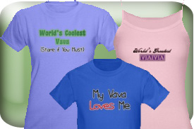 Vava Gifts and T-Shirts